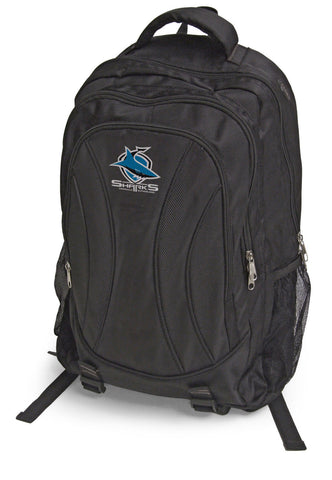 Cronulla Sutherland Sharks NRL HiTec Travel Training Backpack Bag - Spectator Sports Online - 1
