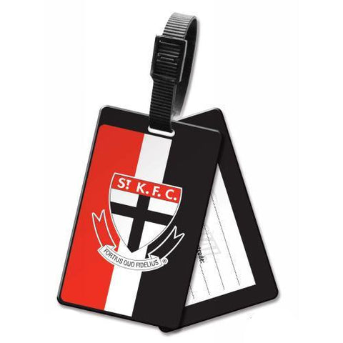 St Kilda Saints Luggage Tag