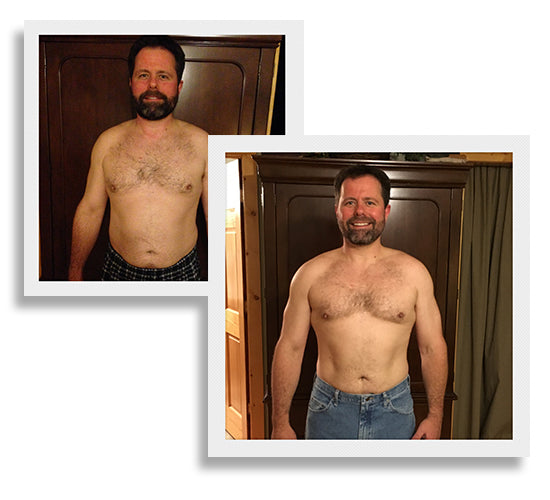 Doug K Before and After Photo