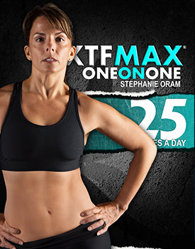 XTFMAX One on One Stephanie Oram