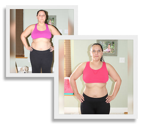 Jennifer L Before and After Photo