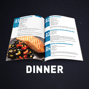 RIPT90 FIT Nutrition Plan Dinner