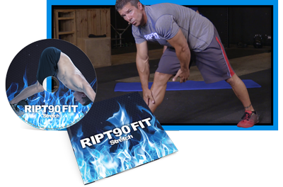 RIPT90 FIT Stretch DVD