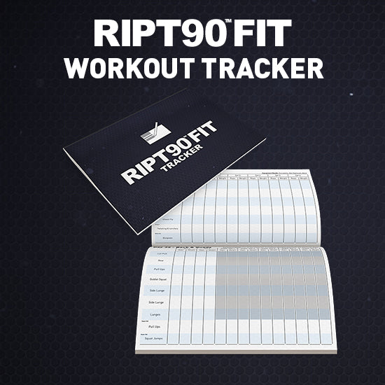 RIPT90FIT Workout Tracker