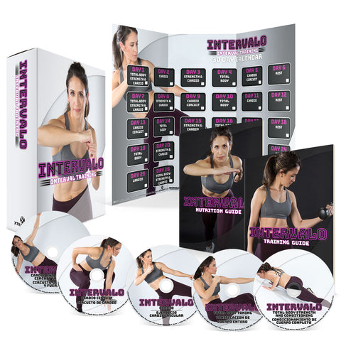 INTERVALO  | 30-day Interval Training Program