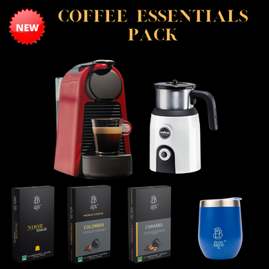 All New Coffee Essentials Pack