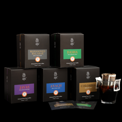 All New Pour over coffee subscription | Indian Artisanal collection - Save upto 25%