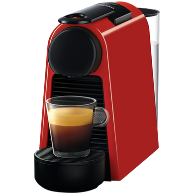 Nespresso Essenza Mini , Red , DeLonghi | Complimentary 30 capsules | Pre Order shipping 17th April 2021