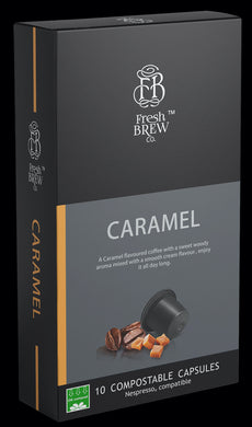 Caramel | Intensity 6 | Compostable Capsule
