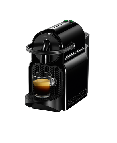 Nespresso Inissia by Krups , Black | Complimentary 30 capsules