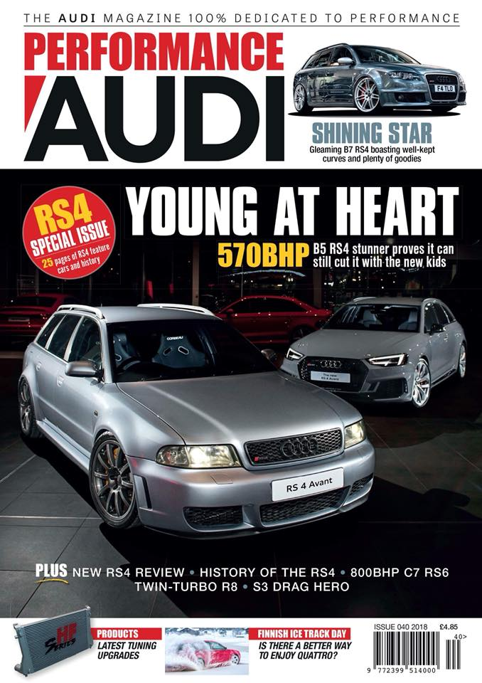 Performance Audi Issue 40