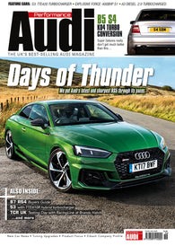 Performance Audi Magazine: 12-month subscription (UK only)