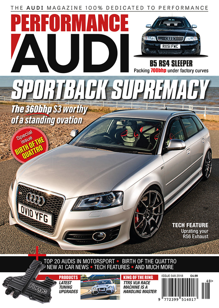 Performance Audi issue 48 (FREE post UK)