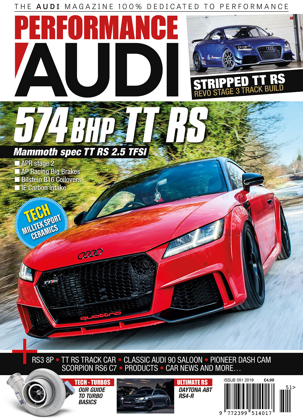 Performance Audi issue 51 (FREE post UK)