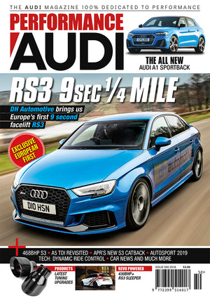 Performance Audi issue 50 (FREE post UK)