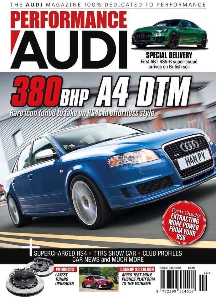 Performance Audi issue 46 (FREE POST UK)