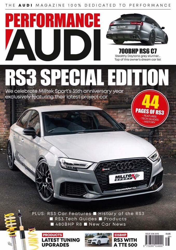 Performance Audi Issue 38
