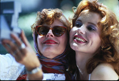 7a23ef2daa8b One of the most memorable looks that just screams feminine and tough at the  same time was made famous by Susan Sarandon in the super popular movie of  the ...