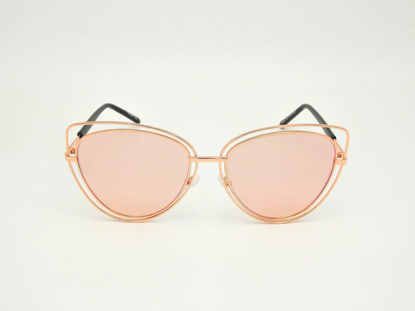 Cat Look Rose Gold