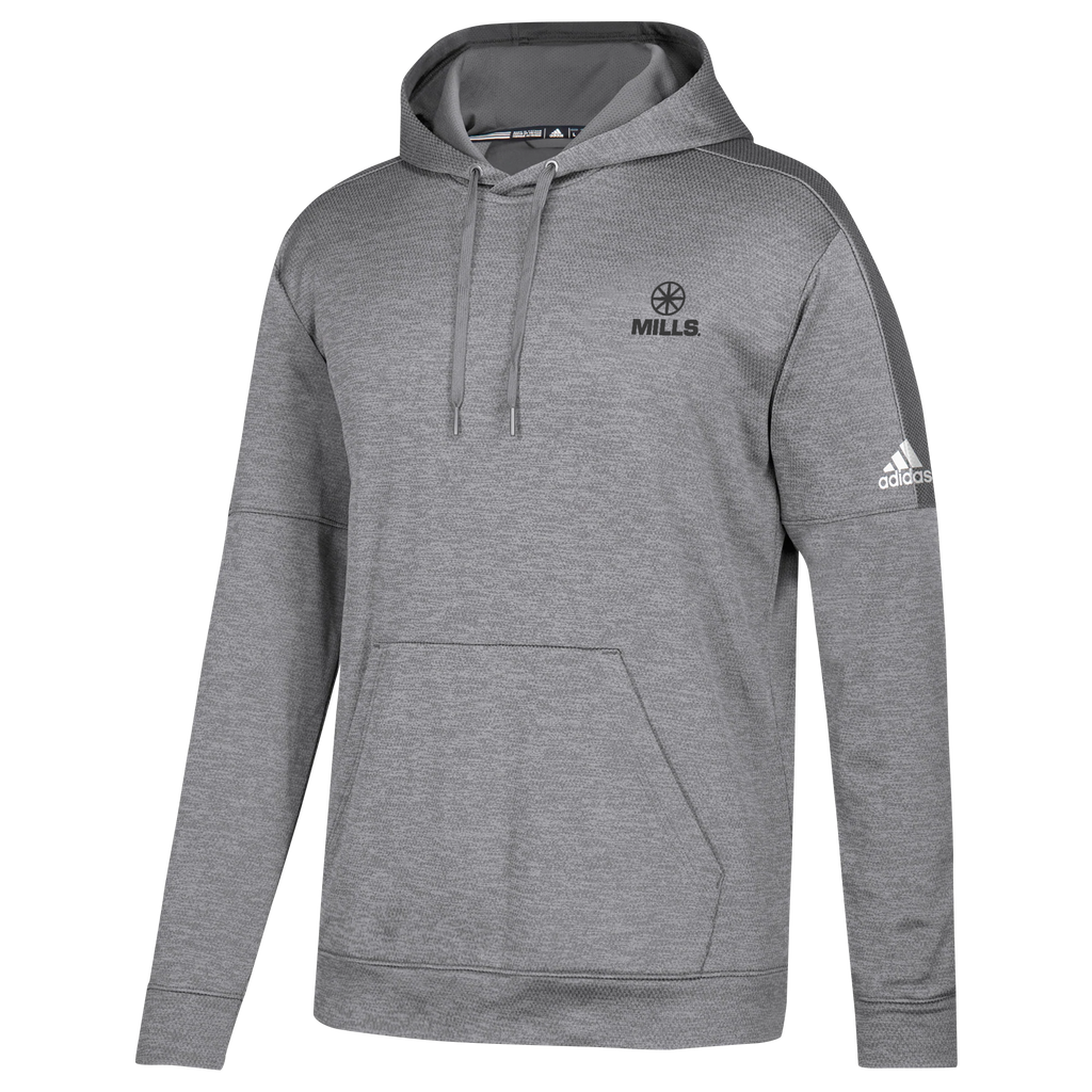 Adidas Team Issue Pullover - Gray Two Melange