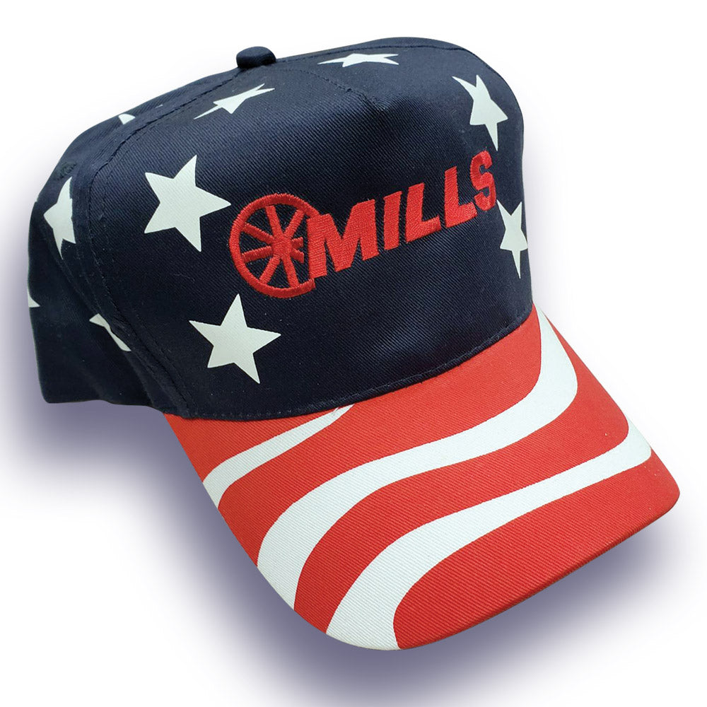 MAG USA Patriotic Cap