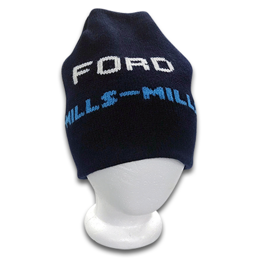 Mills Ford Vintage Winter Beanie