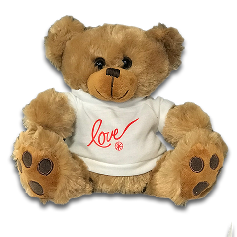 """Baxter"" Mills Plush Teddy Bear"