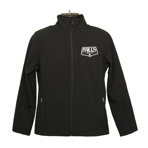 MAG Soft Shell Jacket - Black