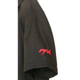 MAX Shop Shirt - Black/Red