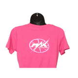 MAX Crew Neck T-Shirt - Berry/Pink