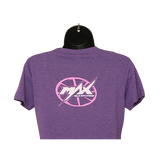 MAX Crew Neck T-Shirt - Purple/Pink