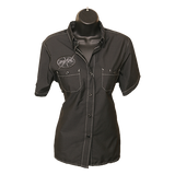 MAX Throttle Threads Shop Shirt - Black