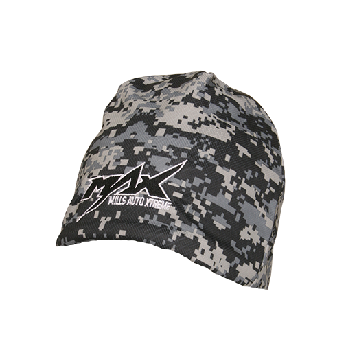 MAX Digital Camo Beanie - Black Digital