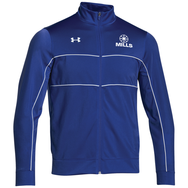 MAG UA Rival Knit Jacket - Royal