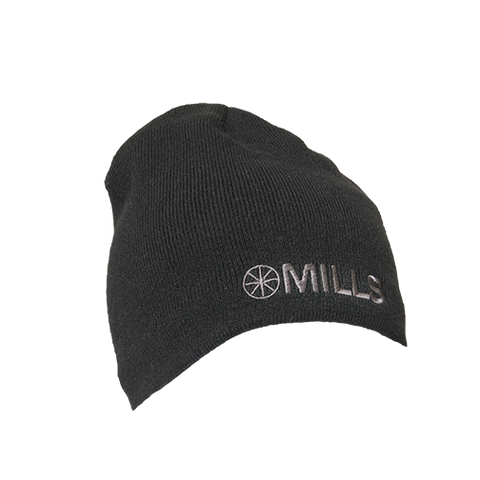 MAG Performance Lined Knit Beanie - Black/Monochrome