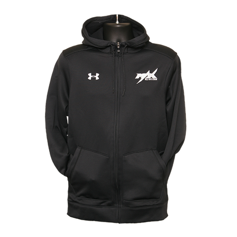 MAX Under Armour Zipper Hoodie - Black