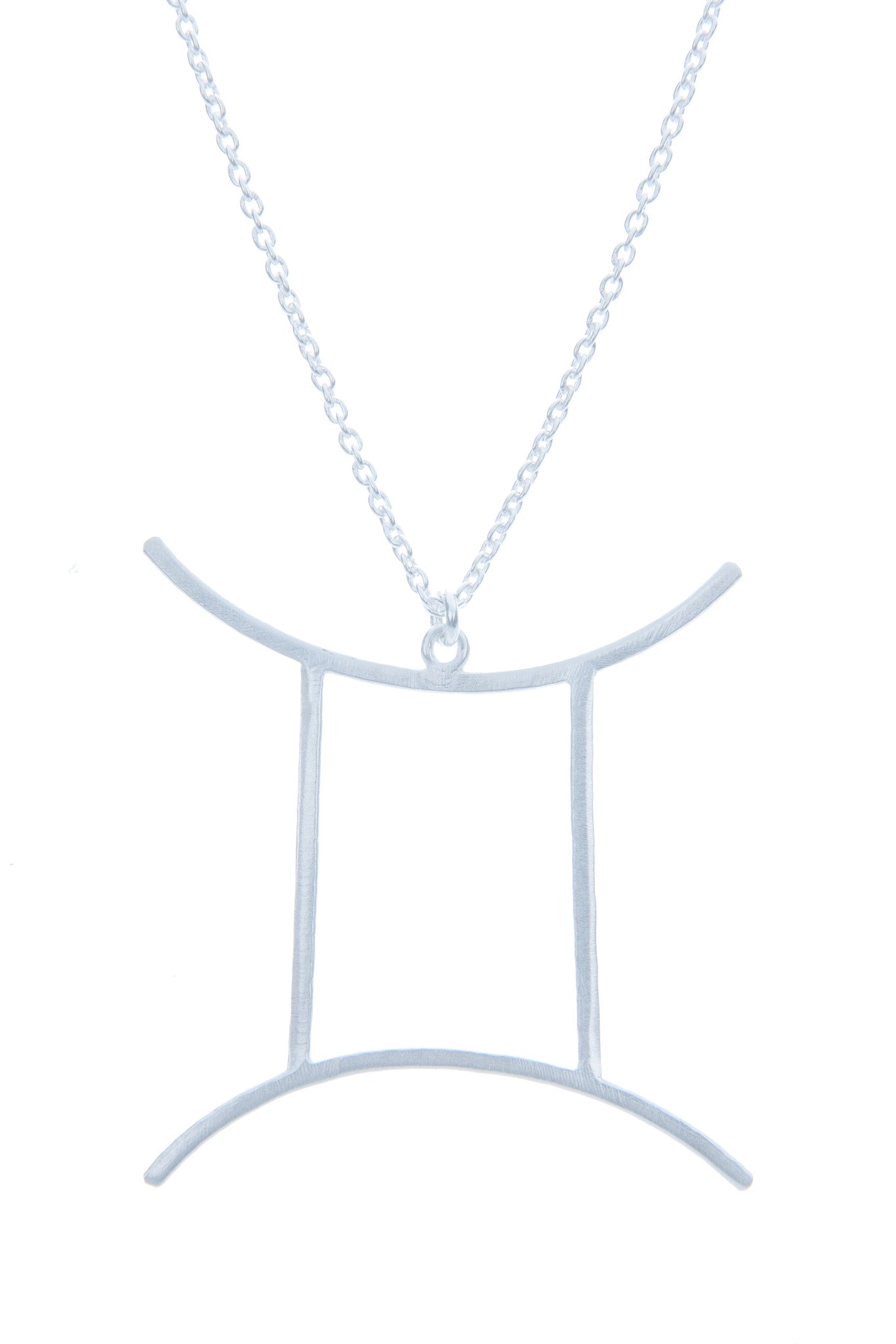 Handmade White Gold-Plated Necklaces