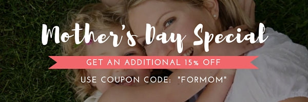 Mother's Day Sale at Lulugem