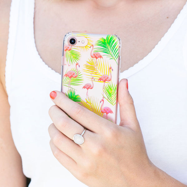 Fancy Flamingo Phone Case for iPhone 6/6S/7/7S