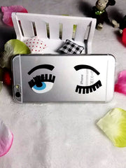 Clear Eyes Phone Case for iPhone 6/6S - Lulugem.com