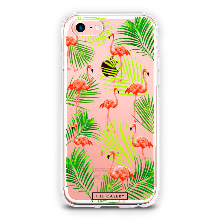 Fancy Flamingo Phone Case for iPhone 6/6S