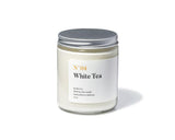 N°04 White Tea Candle