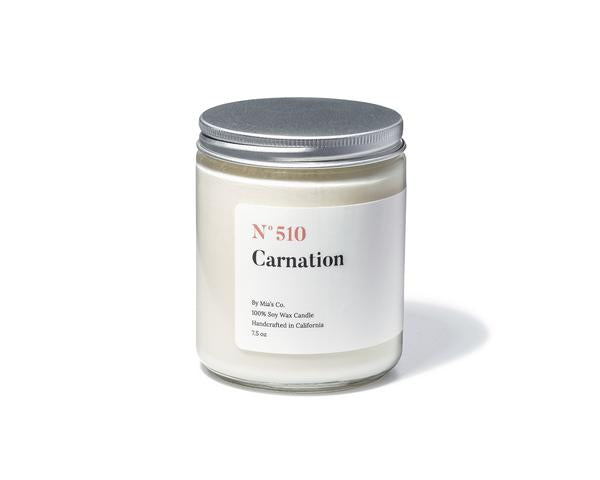 N°510 Carnation Candle