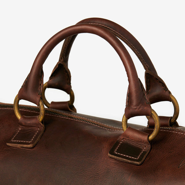 Brown Large Aspen Bag