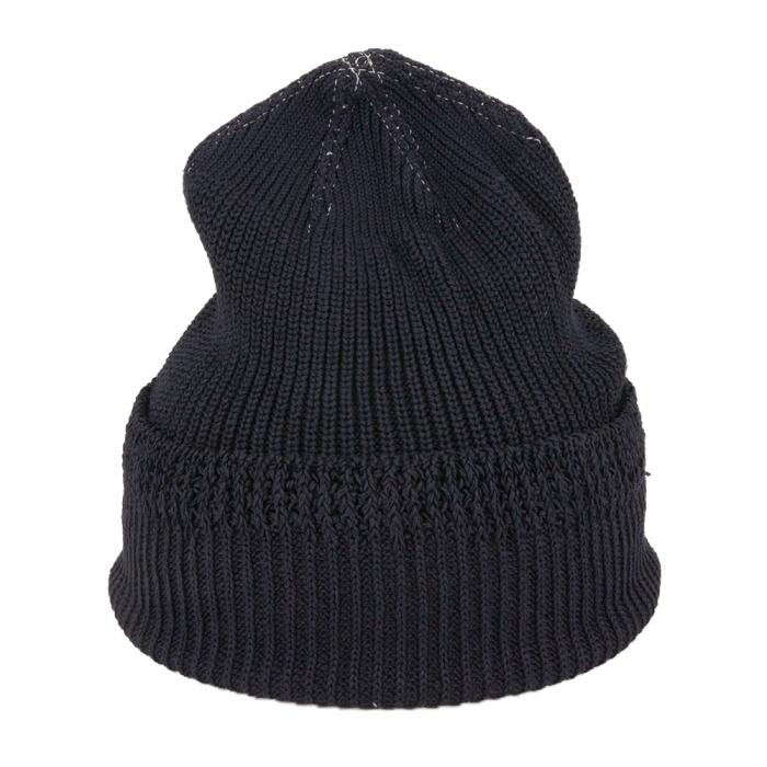 Black KC30A4-2 Knit Beanie