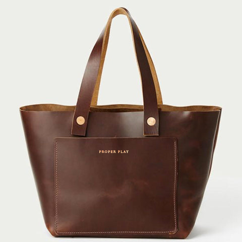 Brown Carryall