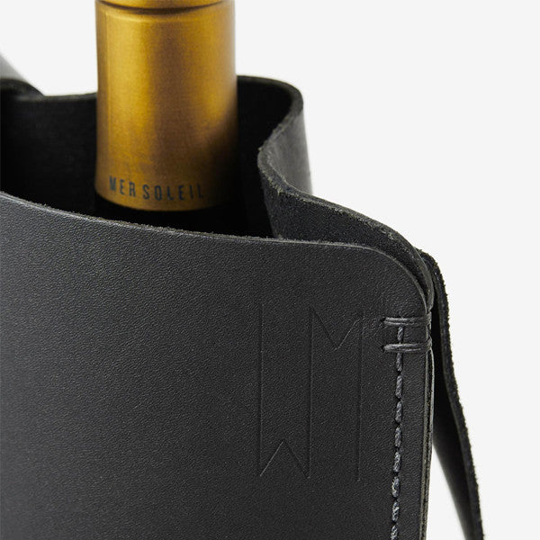 BYOB Black Single Bottle Carrier