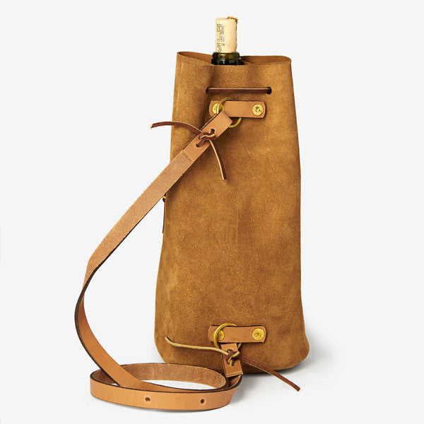 BYOB Brown Growler Wine Bag
