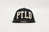 Black PTLD Baseball Hat