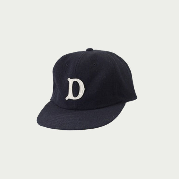 H.W. Dog & Co. Black Baseball Cap
